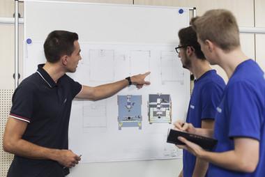 Ausbildung technischer produktdesigner m w haimer for Ausbildung produktdesigner